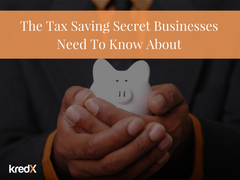 the tax saving secret businesses need to know about