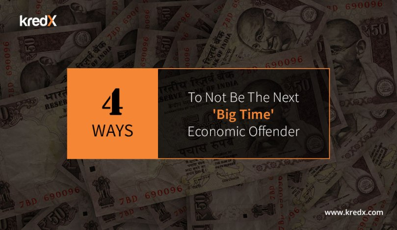 4 Ways To Not Be The Next 'Big Time' Economic Offender