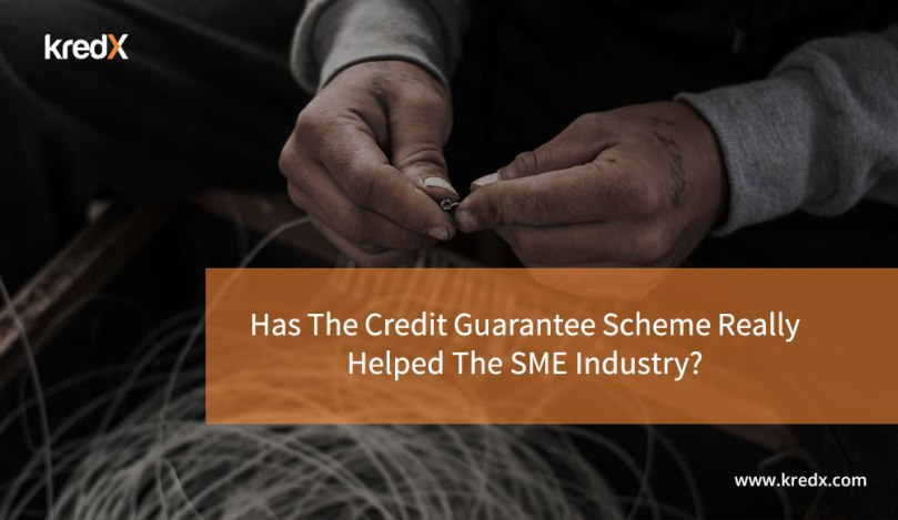 Has the Credit Guarantee Scheme Really Helped The SME Industry?