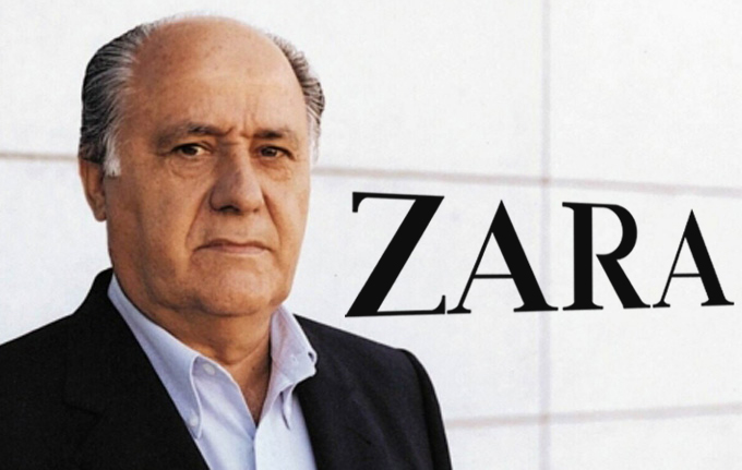 The reclusive genius behind Zara